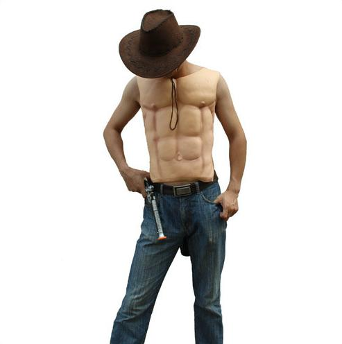 Eva Foam 6 Pack Abs Chest Man Muscle Hunk Costume  sc 1 st  Meningrey & Six Pack Halloween Costume - Meningrey