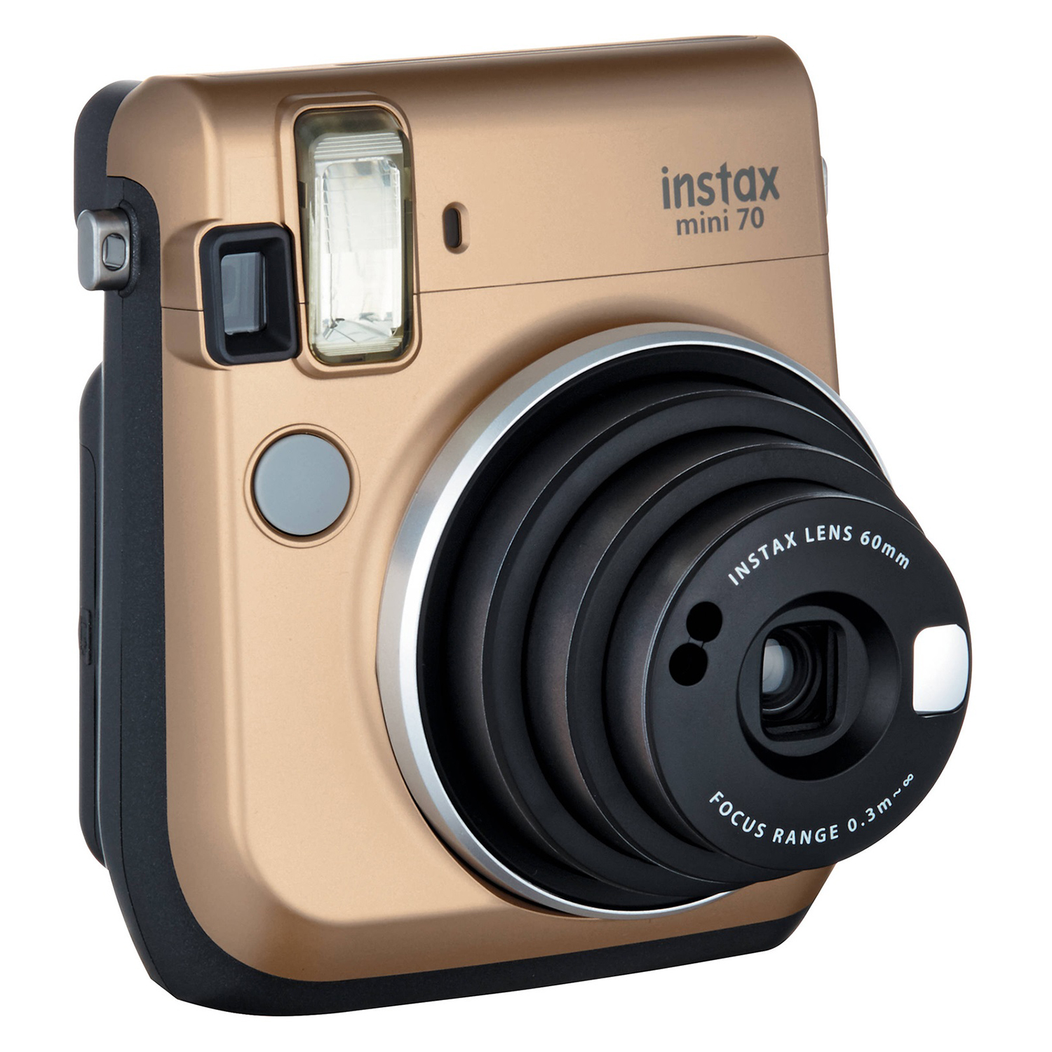 Gold colour fujifilm fuji instax mini 70 instant photos for Housse instax mini 70